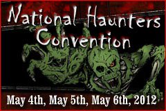 National Haunter's Convention: A Hearse Rally, Halloween Supplies, and a Wedding?