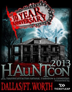 Hauntcon 2013