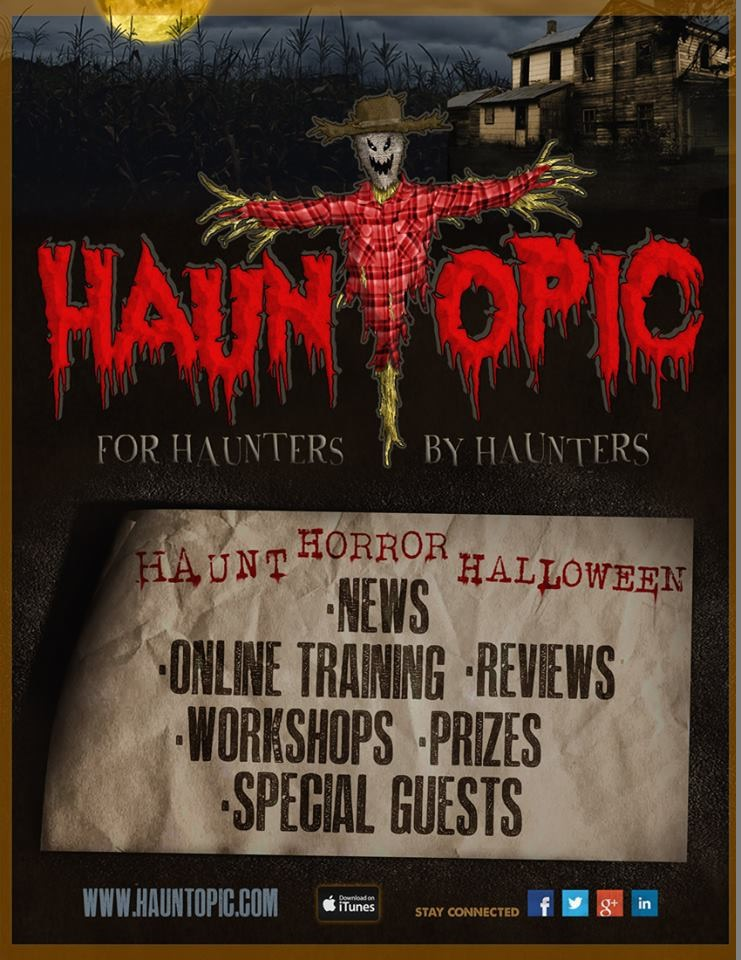 HaunTopic Radio: Conversations with the people behind Halloween and Haunted Attractions