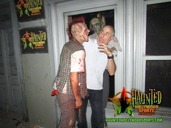 Managing a Haunted Attraction with Mario Garit from Haunted House Makers