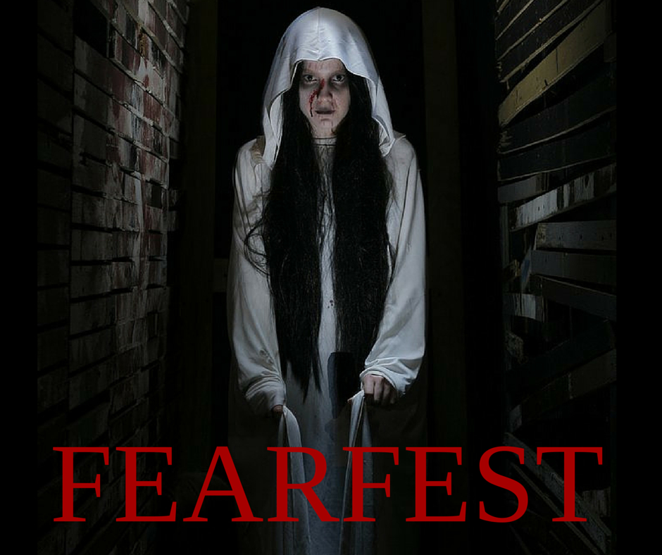 Marketing & Building Fearfest Haunted House with Owner Greg Allen